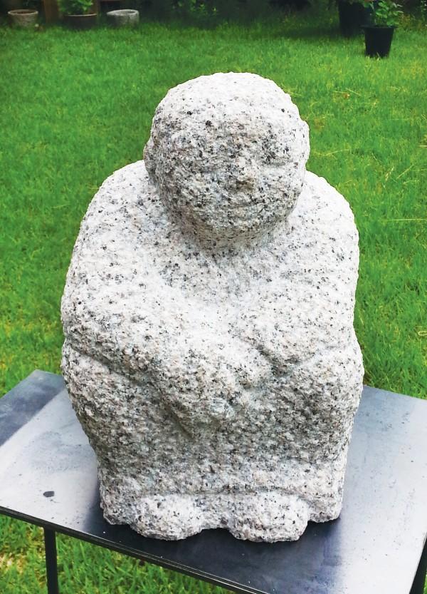 유종호 조각