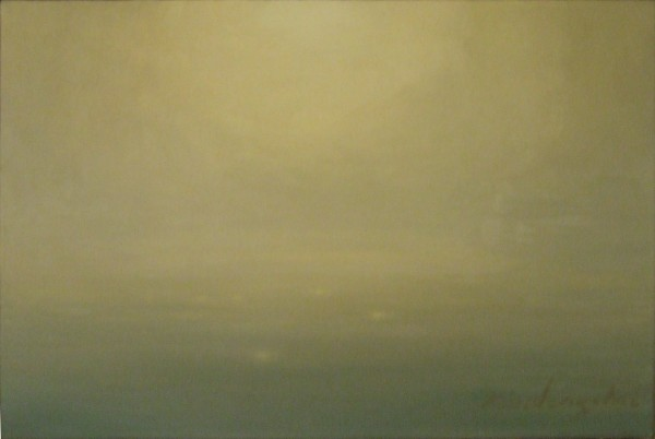 김동철 자연-겨자색 바다의 꿈 4호 2008