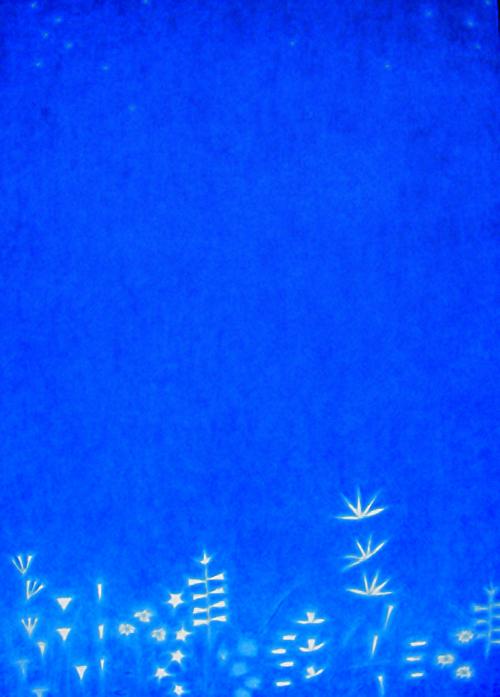 박남철-무천 P100 (162.2x112.1) 목천위에 수간채색