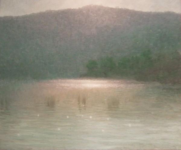 김동철 자연-휴식 2012 72.7x60.6 oil on canvas