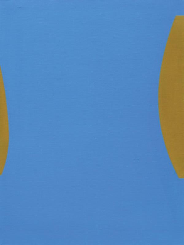 Untitled(24-60)-5, 2016, Acrylic on canvas, 130.3x97cm