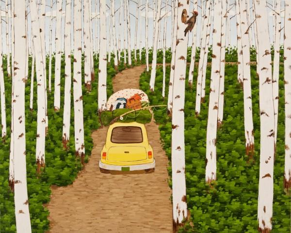 자작나무 숲 181