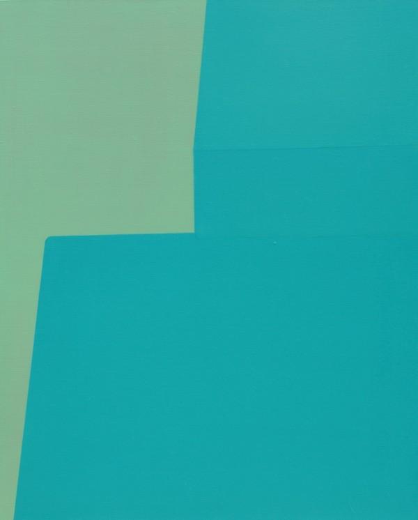 조부겸, Untitled(24-30)-1, 2017, Acrylic on canvas, 91x72.7cm