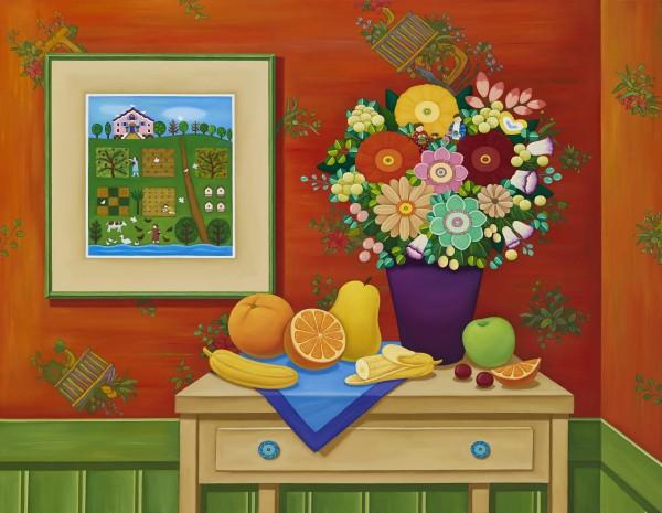 행복한 정원 91x117cm 2020 oil on canvas
